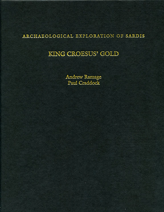 M11: King Croesus' Gold: Excavations at Sardis and the History of Gold Refining